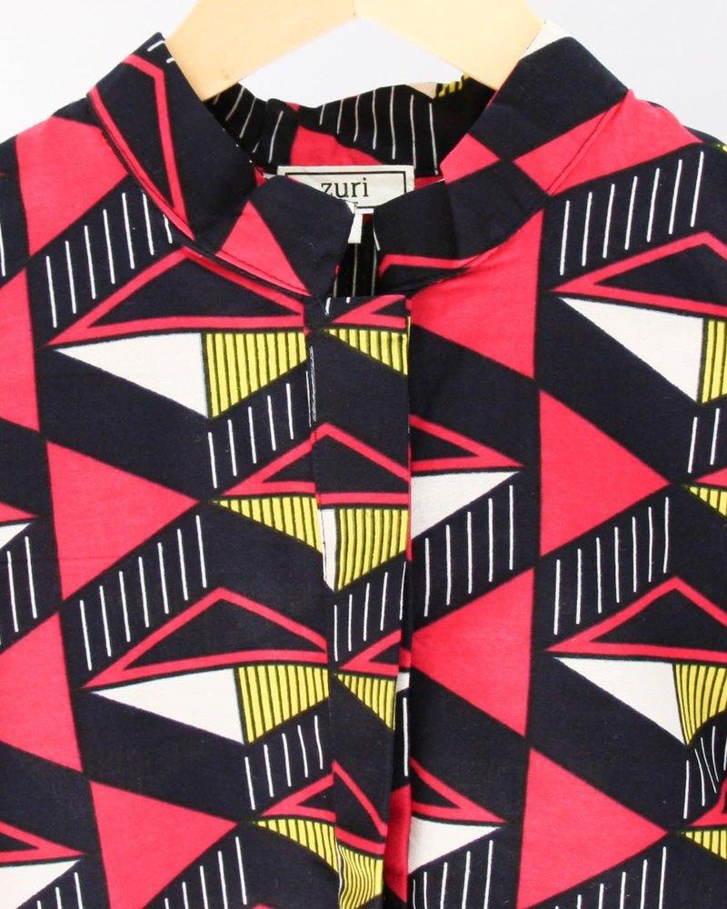 Zuri Zuri Love Triangle Shirtjack