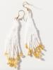 Ink+Alloy Ink+Alloy Fringe Earrings