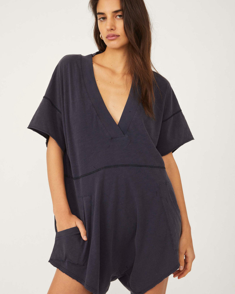 Free People Free People Why Not Romper