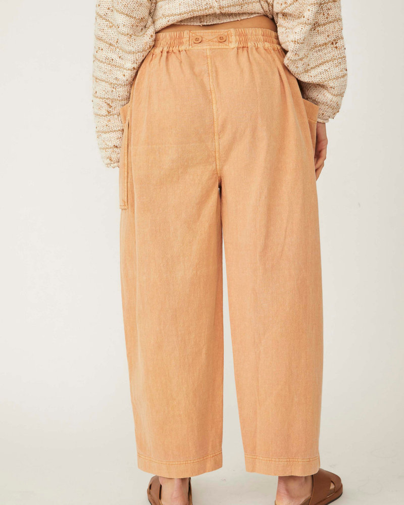 Free People Free People Be The Change Slouch Pant