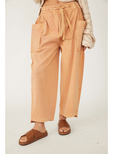Free People Be The Change Slouch Pant