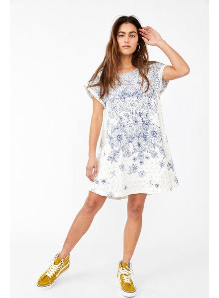 Free People Pinwheel Mini Dress