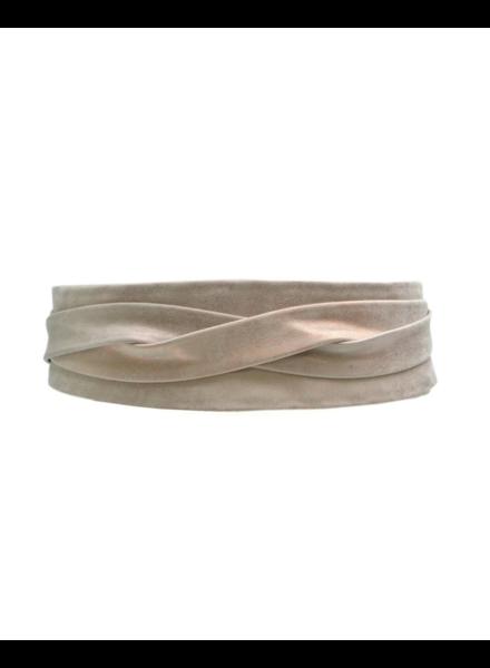 ADA Metallic Wrap Belt