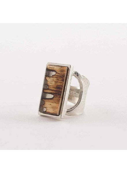 Anne Marie Chagnon Peony Ring