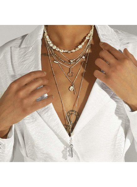Anne Marie Chagnon Maya Necklace