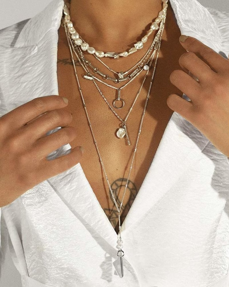 Anne Marie Chagnon Anne Marie Chagnon Maya Necklace