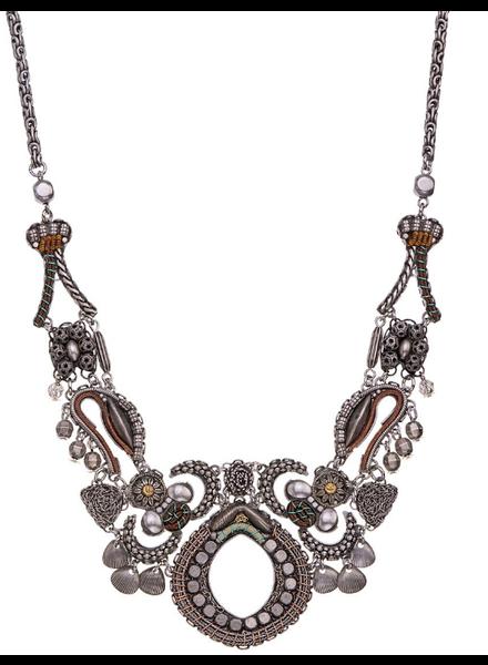 Ayala Bar Metal Light Necklace3272