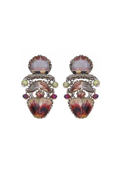 Ayala Bar Bloom Earrings1572