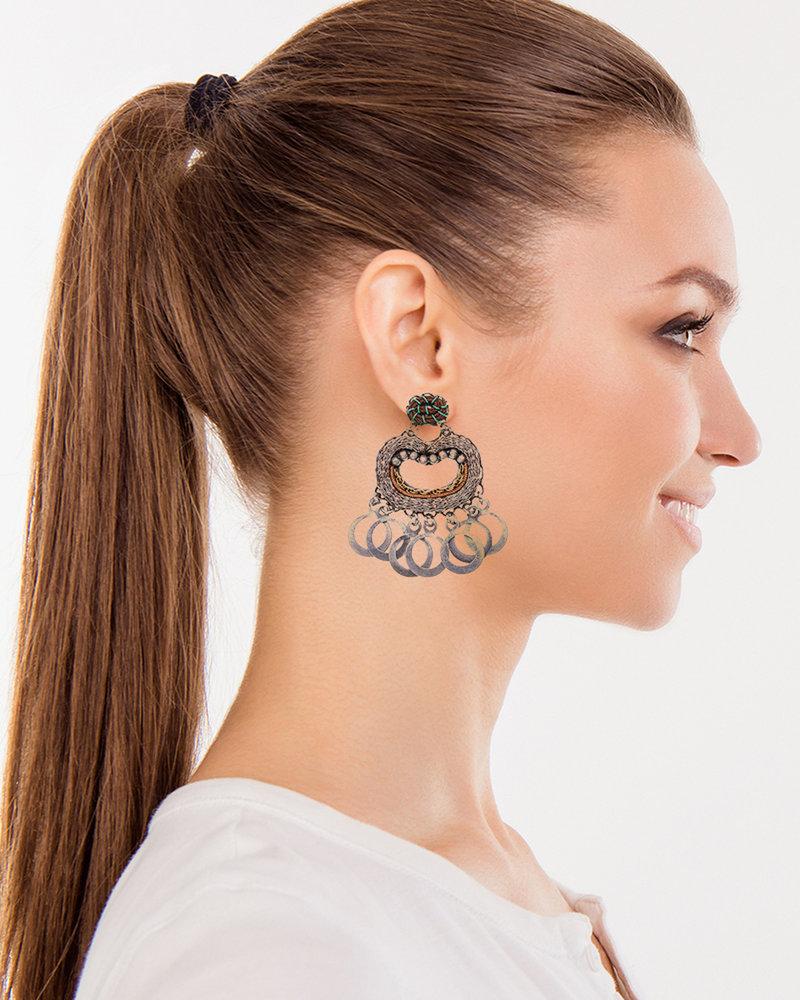 Ayala Bar Ayala Bar Metal Light Earrings 1583