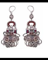 Ayala Bar Indian Guirlande Earrings 1555