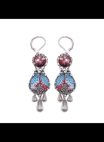 Ayala Bar Blue Note Earrings1517