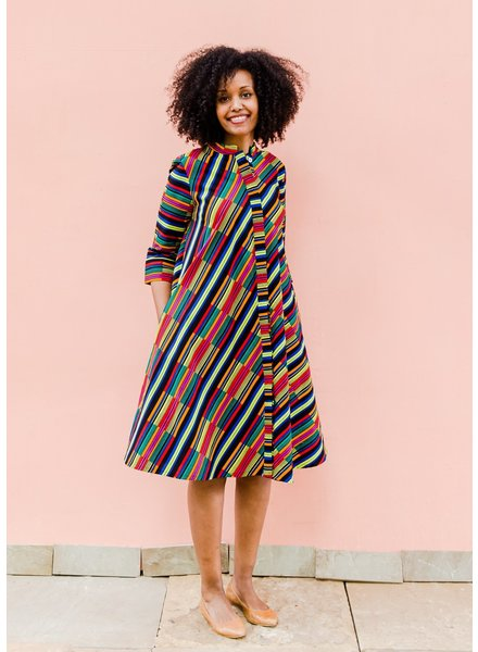 Zuri Chromatic Dress