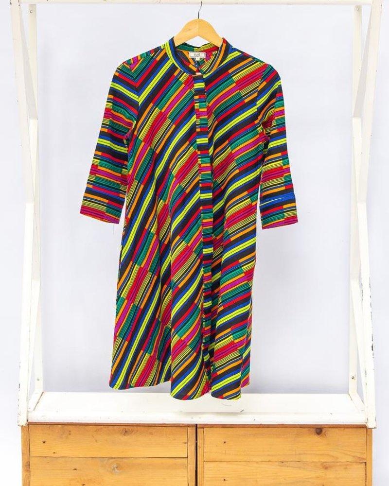 Zuri Zuri Chromatic Dress