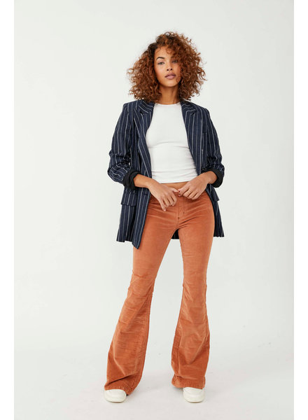 Free People Pull On Cord Flare