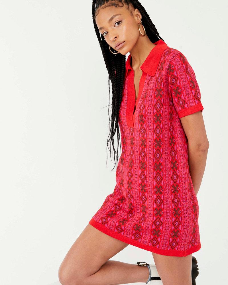 Free People Free People Kitt Mini Dress