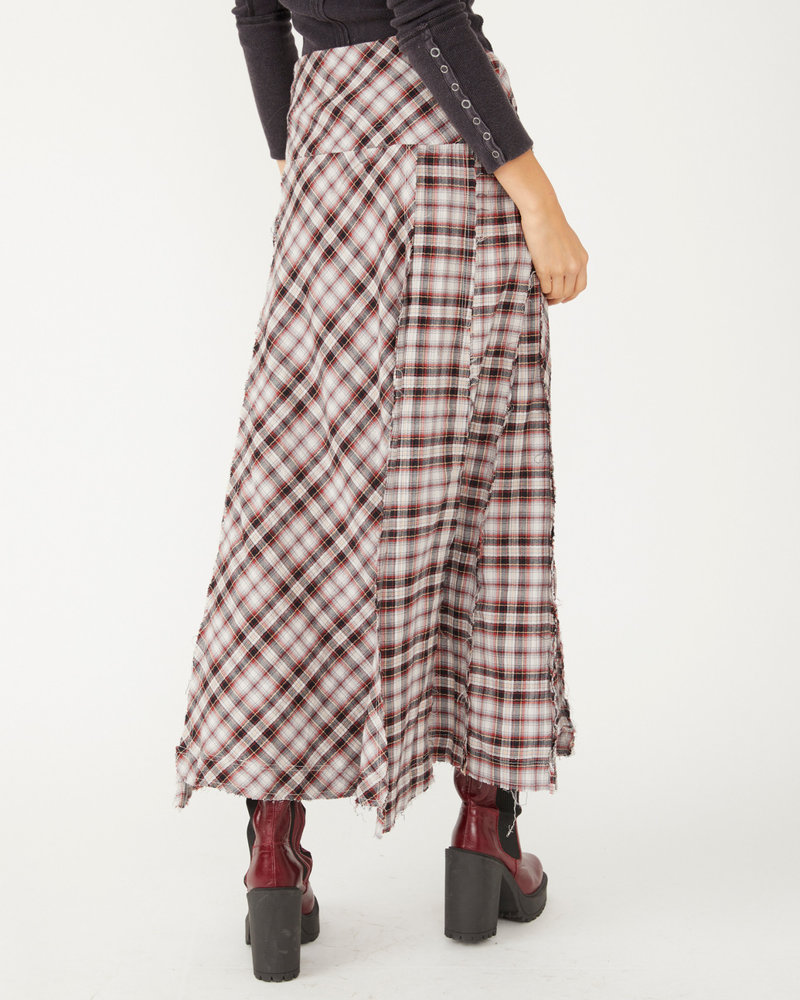 Free People Free People Deep In Thought Maxi Skirt