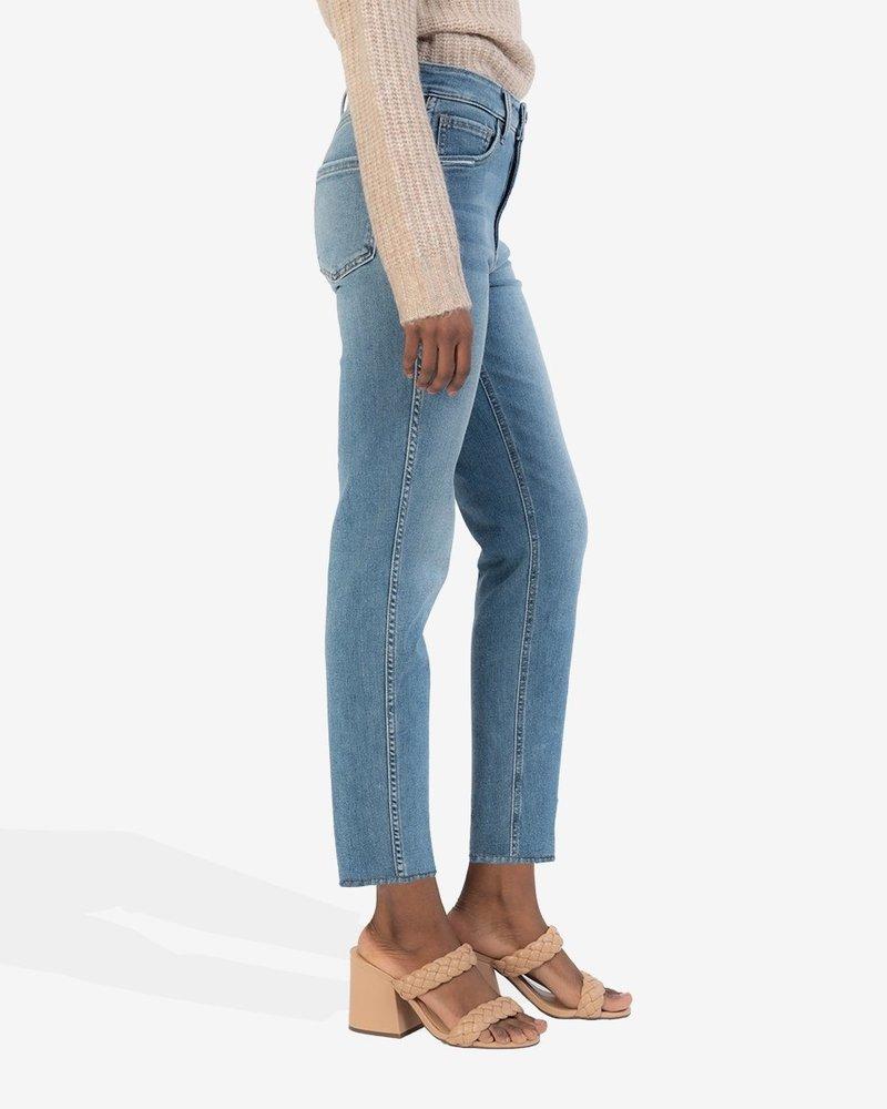 Kut From the Kloth Naomi Straight Leg w/Regular Hem