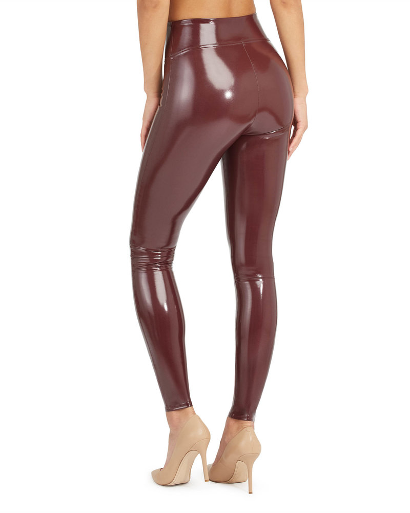 Spanx Spanx Faux Patent Leather Leggings