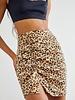 Free People Free People Avas Printed Mini Skirt