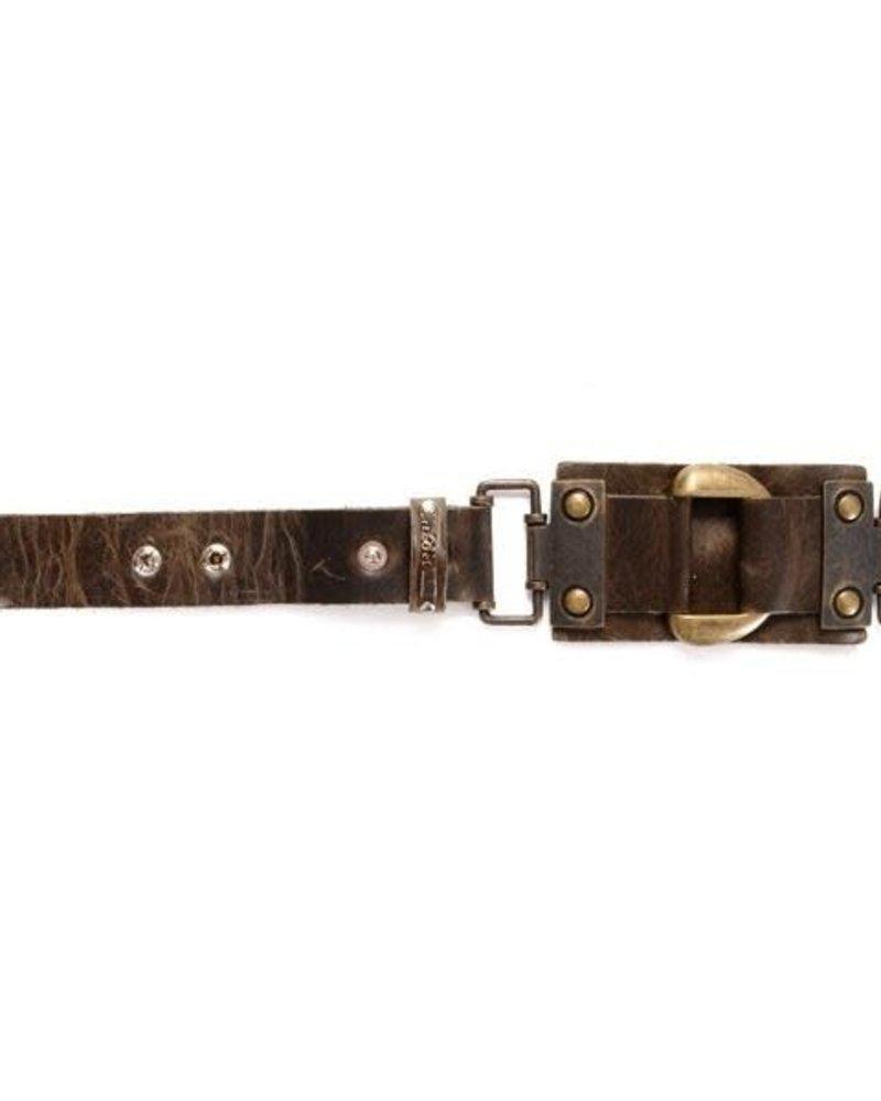 Rebel Designs Rebel Designs Brass Belt M110 Cuff