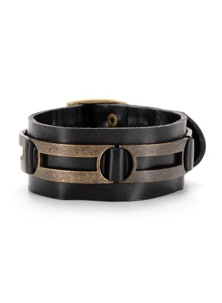 Rebel Designs Brass Strips M139 Cuff