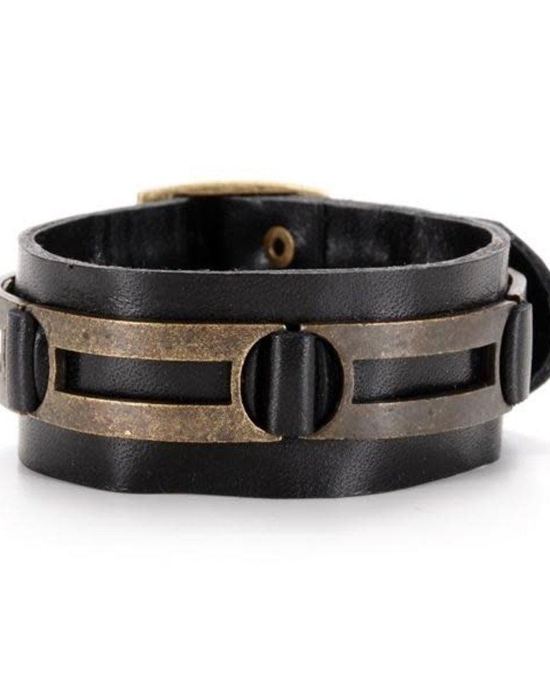 Rebel Designs Rebel Designs Brass Strips M139 Cuff