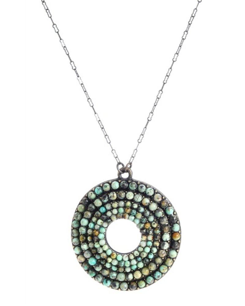 Rebel Designs Rebel Designs Open Cluster 1856 Necklace