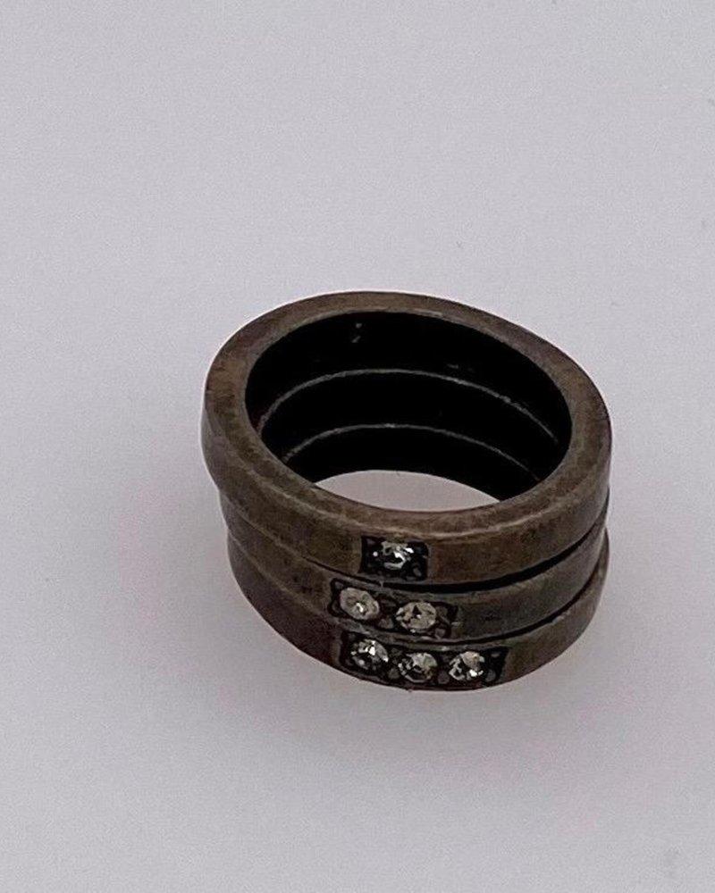 Rebel Designs Rebel Designs 3 Stackable R36 Ring