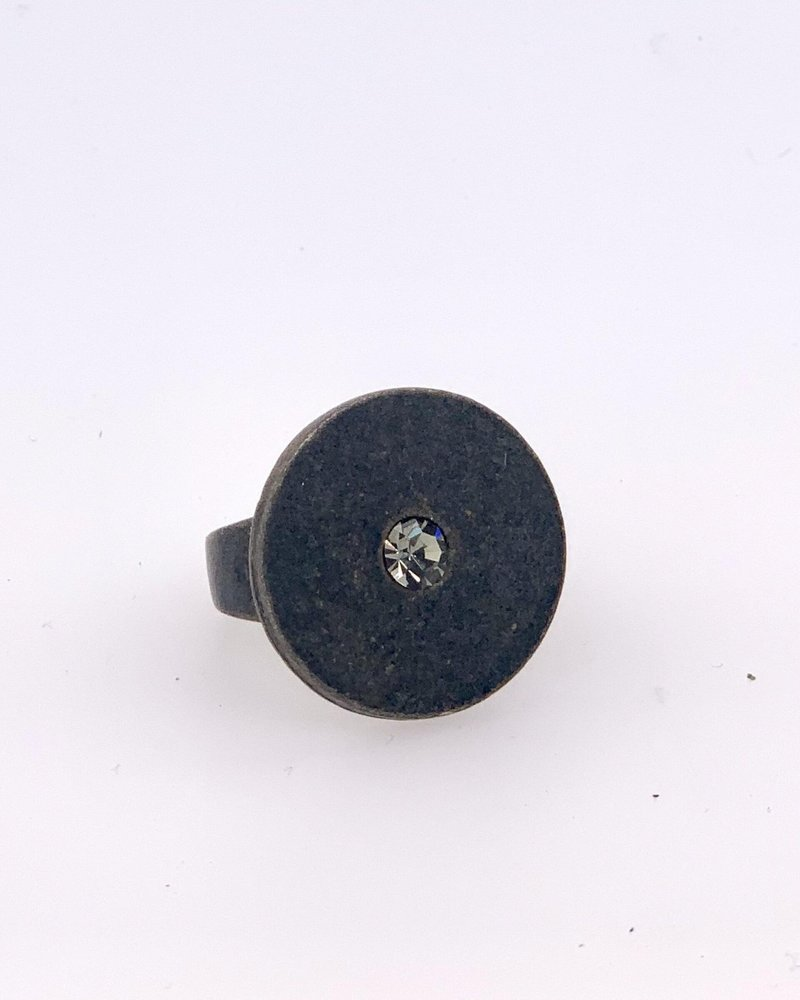 Rebel Designs Rebel Designs Disc Black Diamond R32 Ring