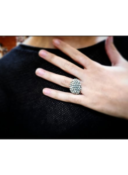 Rebel Designs Stone Cluster R64 Ring
