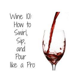 Wine 101 Class - October 23
