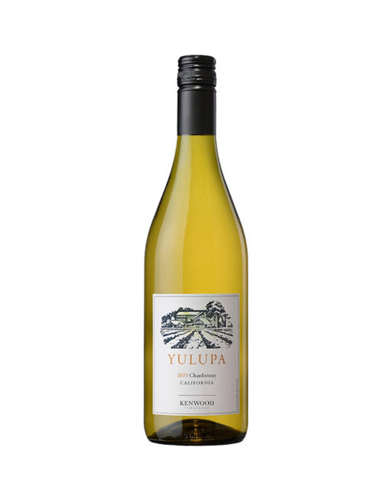 Kenwood Kenwood Yulupa Chardonnay