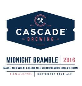 Cascade Cascade Midnight Bramble 750ml