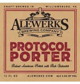 Alewerks Alewerks Protocol Porter 6pk bottle