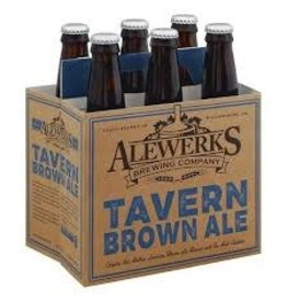 Alewerks Alewerks Tavern Brown 6pk bottle