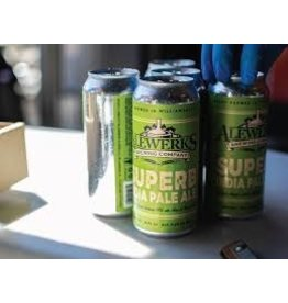 Alewerks Alewerks Superb 4pk can