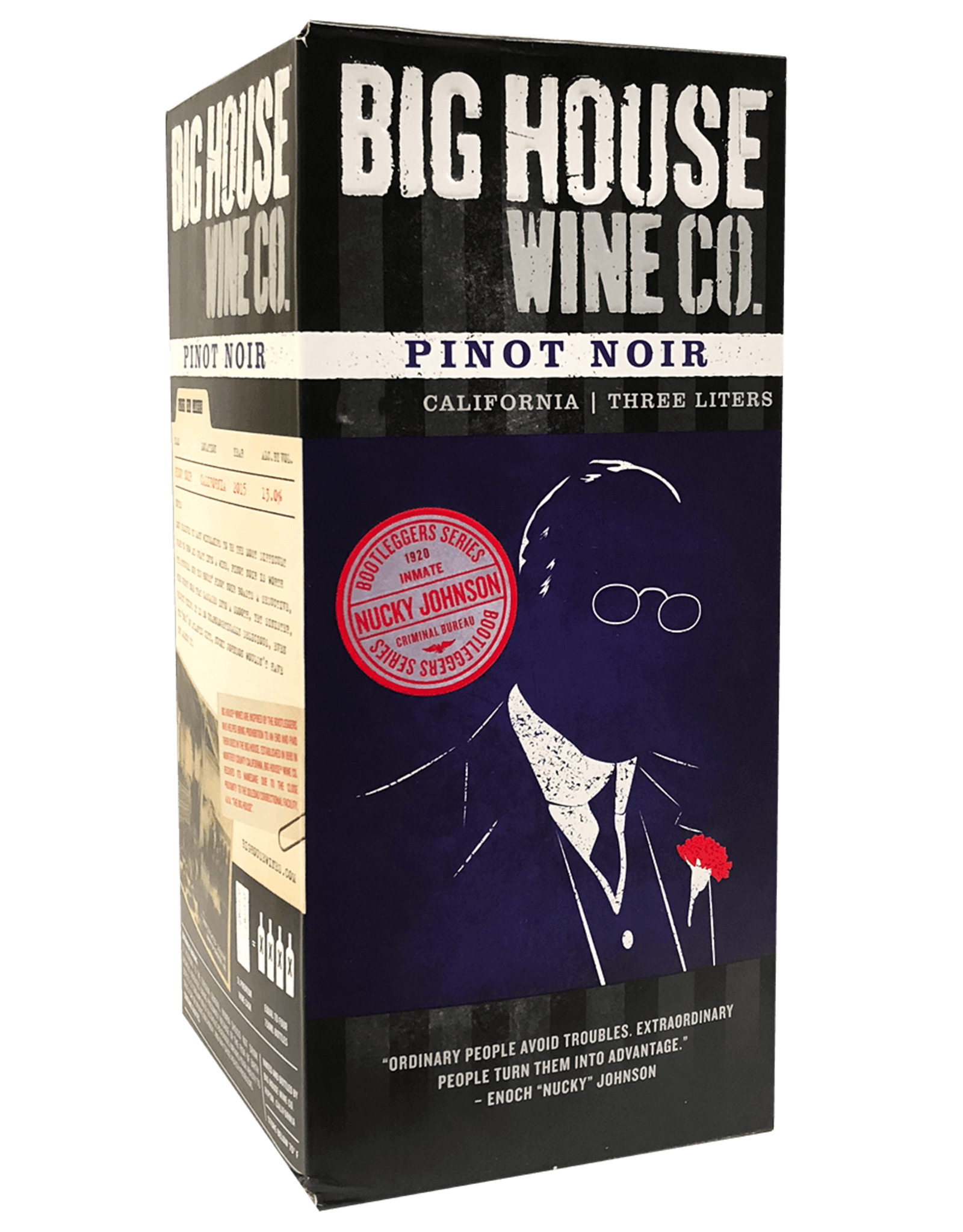 Big House Pinot Noir