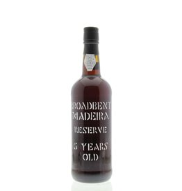 Broadbent Madeira Reserve 5 Year