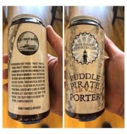 Cape Charles Cape Charles Puddle Pirates 4pk can