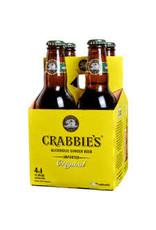 Crabbies Crabbies Ginger Beer 4pk bottle