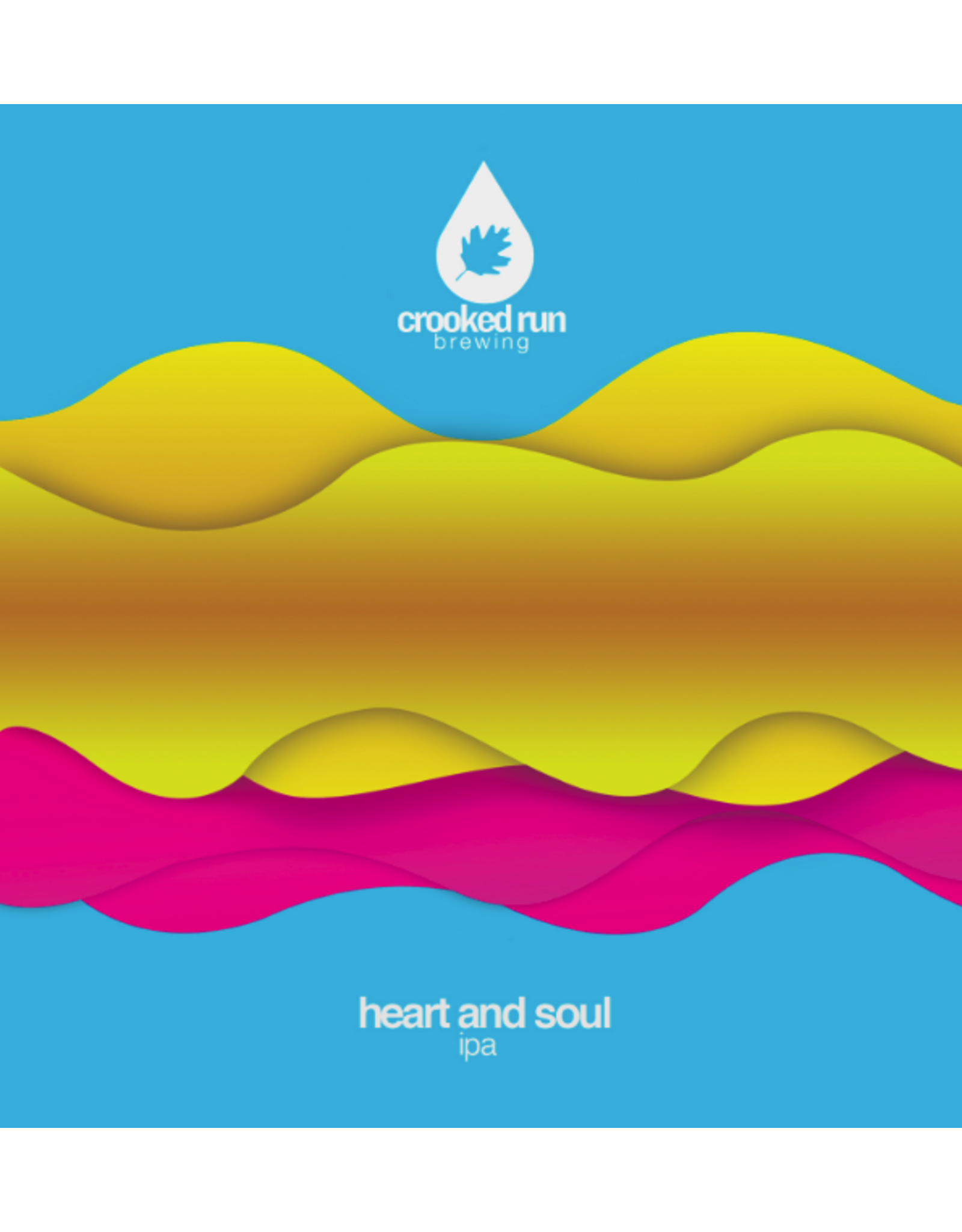 Crooked Run Crooked Run Heart and Soul 4pk can