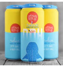 Offshoot Offshoot DDH Relax 4pk can