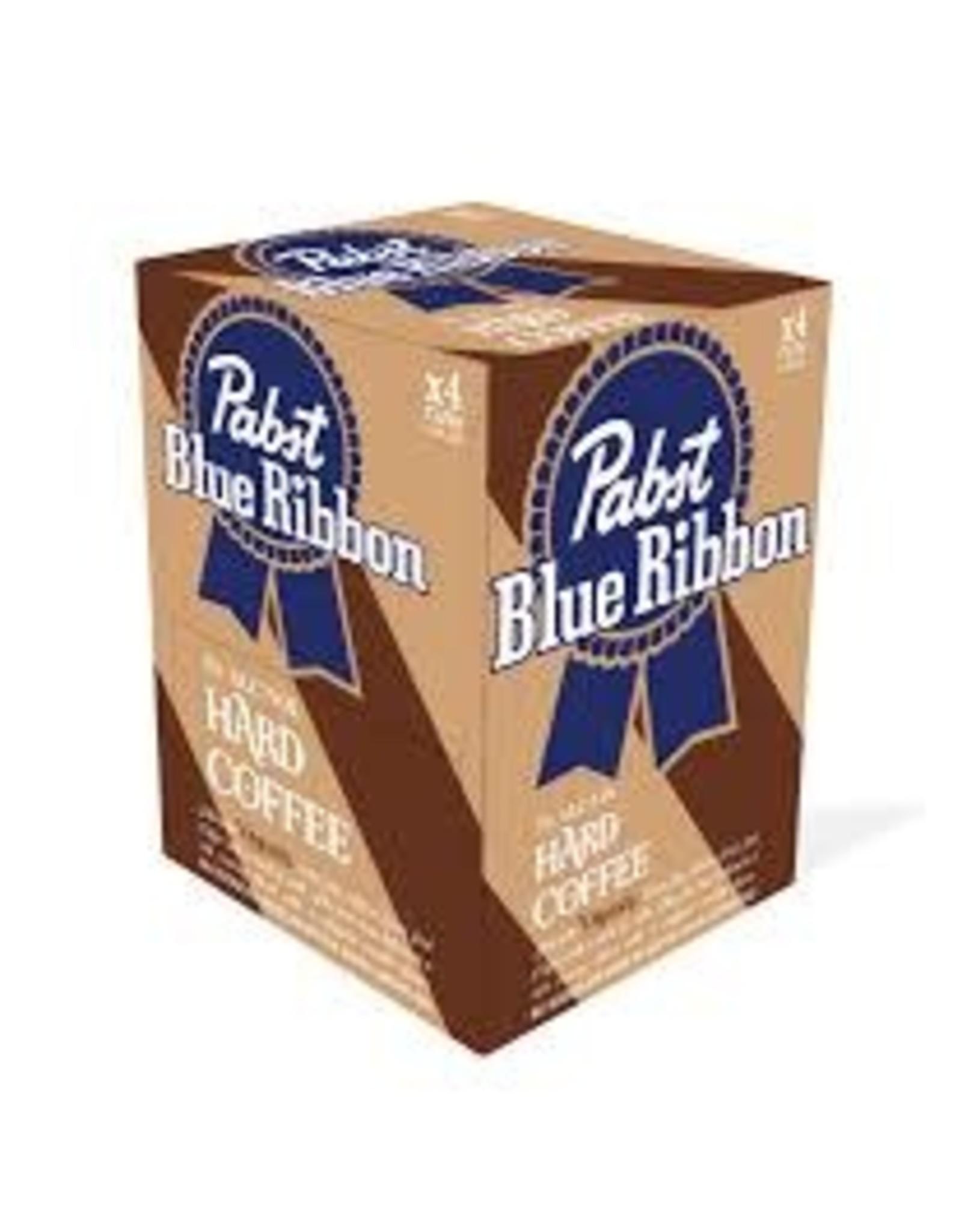 Pabst Blue Ribbon Pabst Blue Ribbon Hard Coffee 4pk