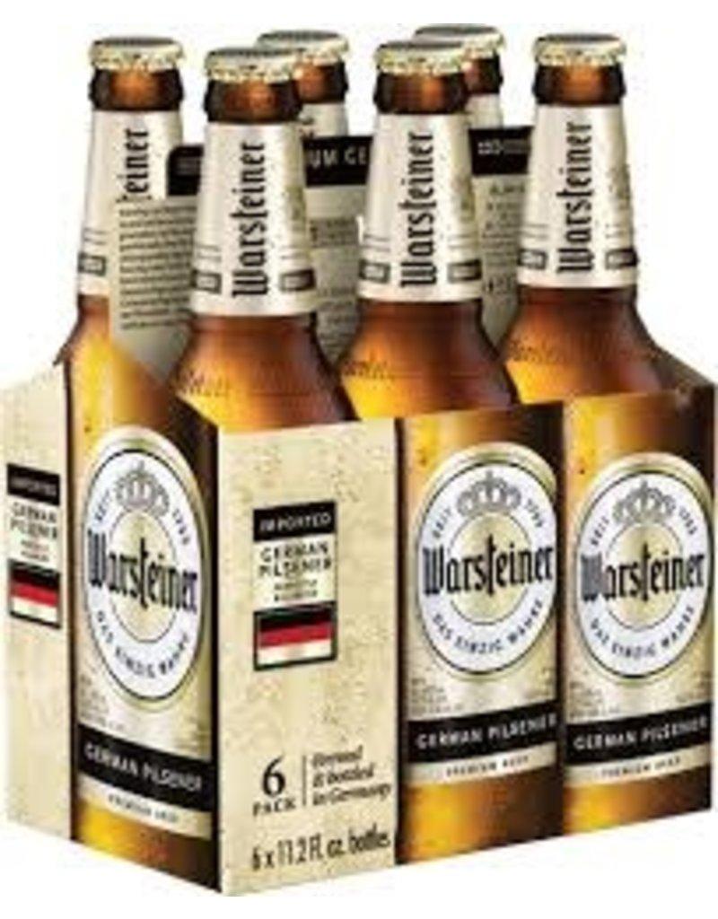 Warsteiner Warsteiner Pilsner 6pk bottle