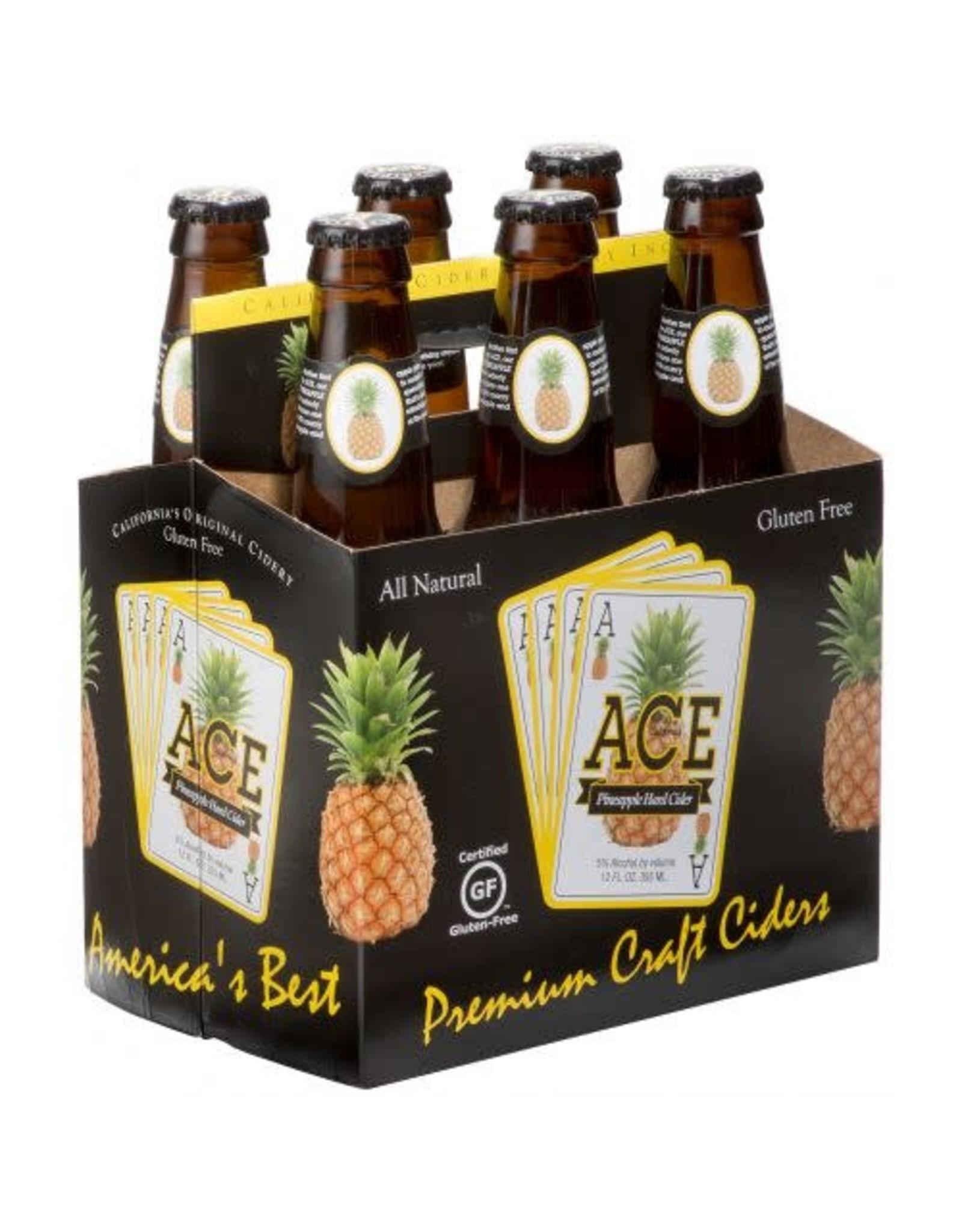 Ace Ace Pineapple 6pk bottle