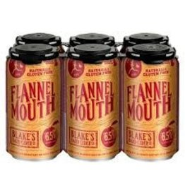 Blake's Hard Cider Blake's Flannel Mouth 6pk can
