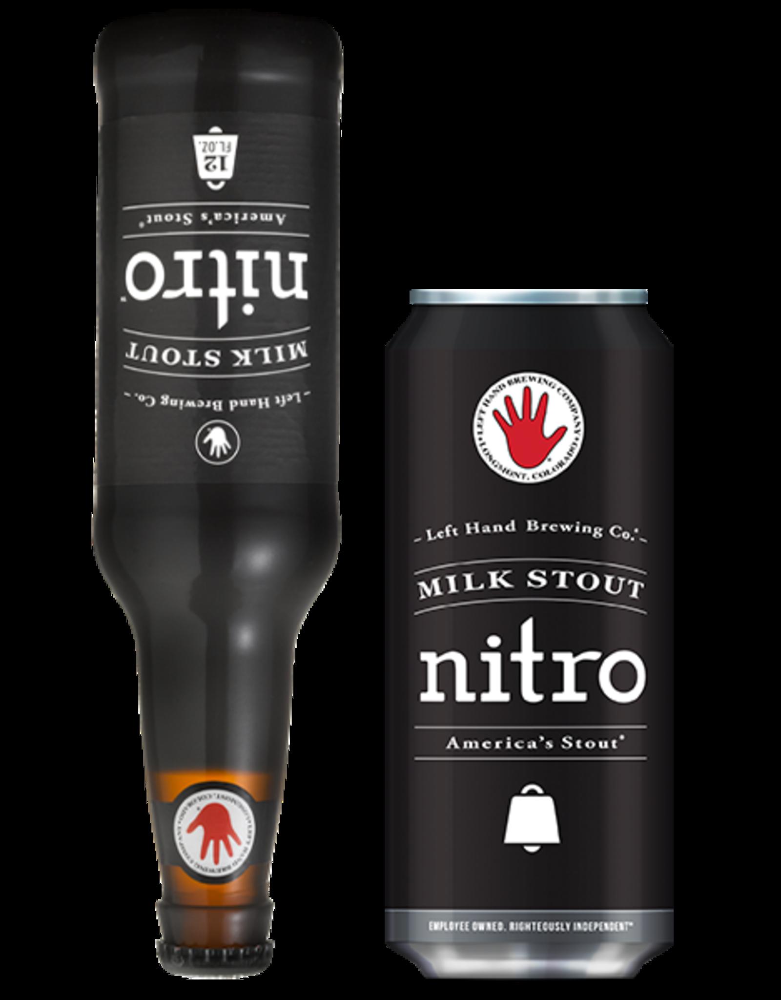 Left Hand Left Hand Milk Stout Nitro 6pk bottle