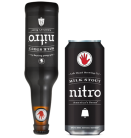 Left Hand Left Hand Milk Stout Nitro 6pk bottles