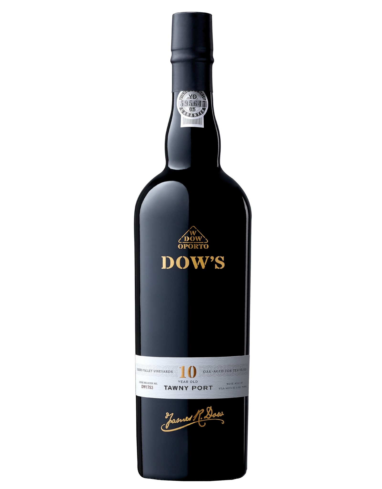 Dow's 10 Year Old Tawny