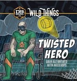 D9 D9 Wild Thing: Twisted Hero 4pk